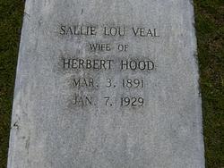Sallie Lou <i>Veal</i> Hood