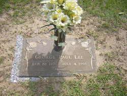 George Paul Lee