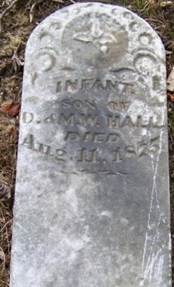 Infant Son Hall