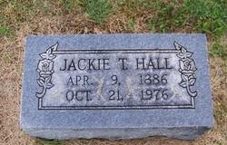 Jacqueline T Jackie Hall