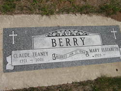 Claude Teaney Berry