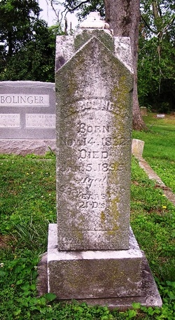George W Bolinger