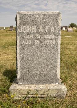 John A Fay