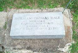 Dr Norman Thomas Hale