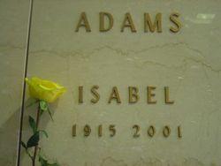 Ermina Isabel Adams