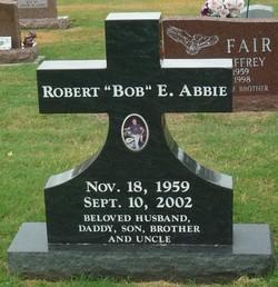 Robert Edward Bob Abbie