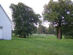 Log Creek Cemetery