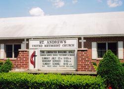 Saint Andrews United Methodist Church Cemetery