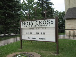 Holy Cross Catholic Church Cemetery
