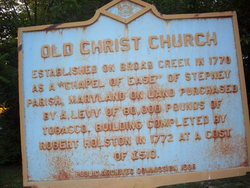 Old Christ Church Cemetery