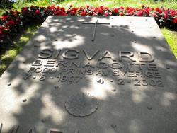 Sigvard of Sweden