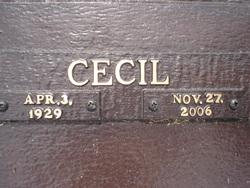 Rev Cecil Adams