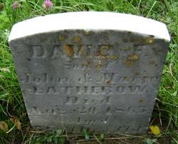 David F. Latherow