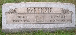 Ethel Belle <i>O'Hanlon</i> McKenzie