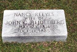 Nancy <i>Reeves</i> Heidelberg