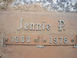 Jennie <i>Parker</i> Aldridge