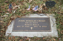 John Douglas Cressy