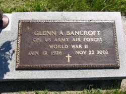 Glenn A Bancroft
