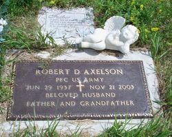 Robert D. Axelson