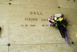 Steven Lyle Steven Dunn Doll