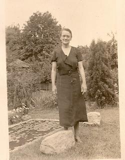 Leland Virginia Jennie <i>England</i> Smith