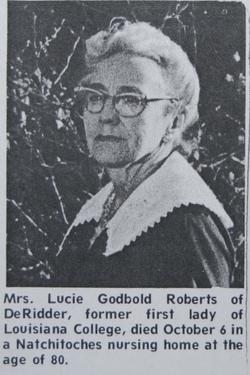 Lucie Godbold