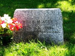 William Marple Willie Agee
