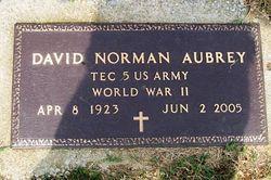 David Norman Aubrey