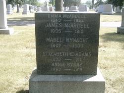 Elizabeth Eliza <i>Cooper</i> Adams