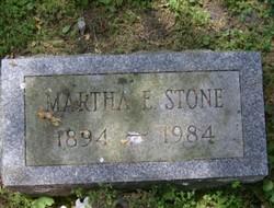 Martha Elizabeth <i>Barkey</i> Stone