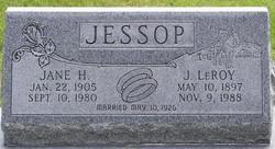 Joseph Leroy Jessop