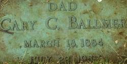 Cary C Ballmer
