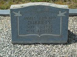 James Edward Dorriety
