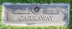 Betty Jean <i>Smith</i> Carraway