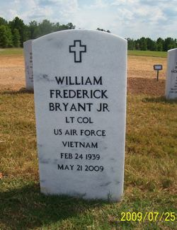 William Frederick Bill Bryant, Jr