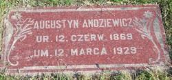 Augustyn M Andziewicz