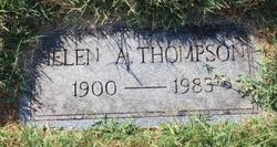 Helen <i>Armstrong</i> Thompson