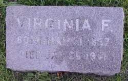 Virginia Frances <i>McDaniel</i> Barrett