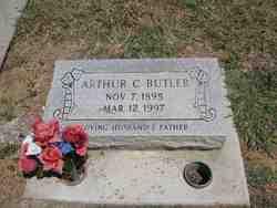 Arthur Charles Butler