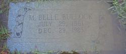 Mississippi 'Belle' <i>Castleman</i> Bullock