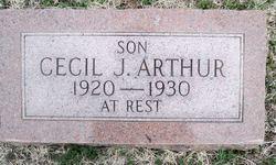 Cecil Julian Arthur