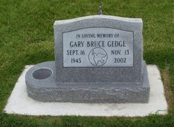 Gary Bruce Gedge