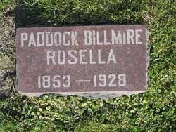 Rosella <i>Paddock</i> Billmire