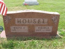 Emma Virginia <i>Roudabush</i> Housel