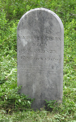 Manning E Clark
