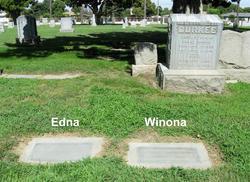 Edna Katrina <i>Durkee</i> Hamilton