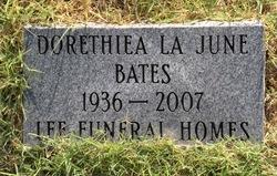 Dorethiea La June Bates