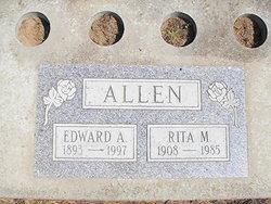 Edward A Allen