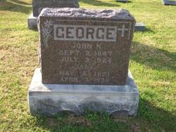 Johanna Jane <i>Clinch</i> George