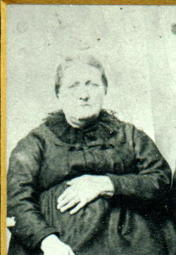 Mary Ann <i>Bush</i> Phillips
